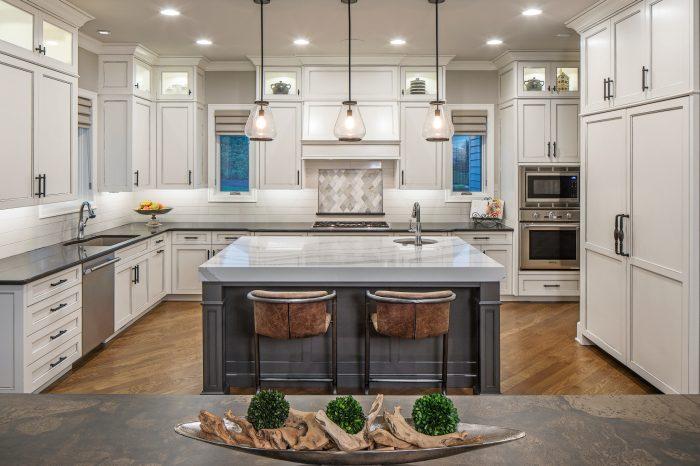 sterling ridge gourmet kitchen design