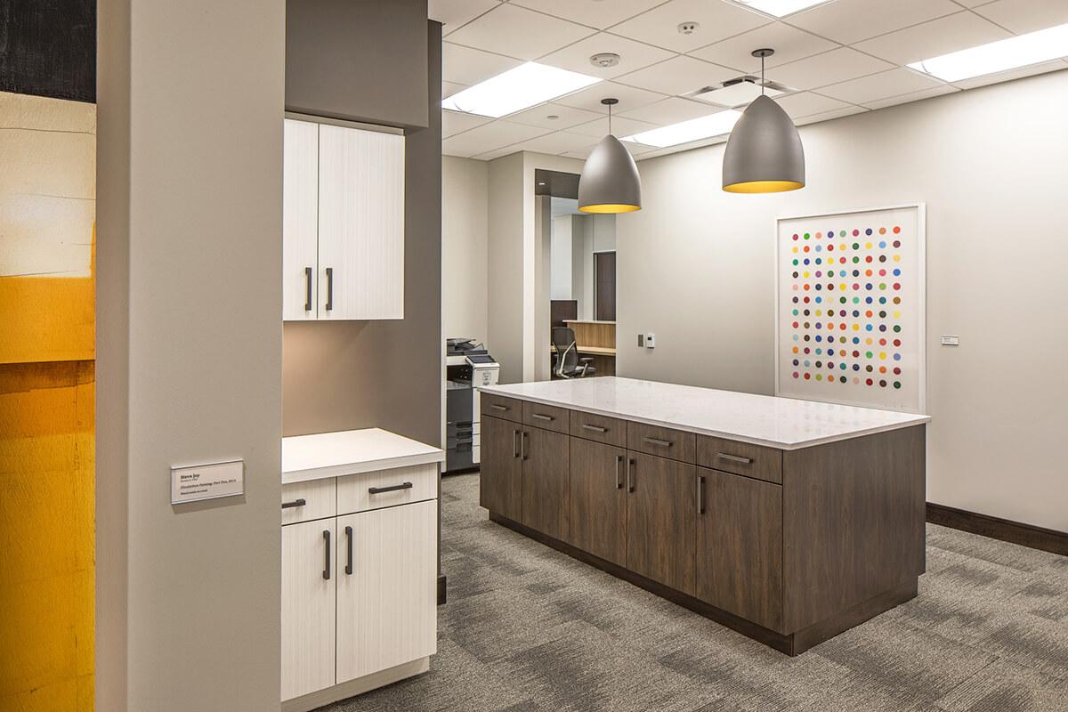 office space design, silverleaf wealth management