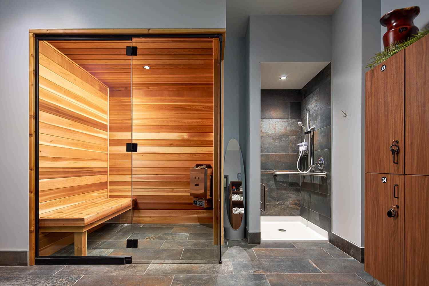 spa design by jh Design Interiors
