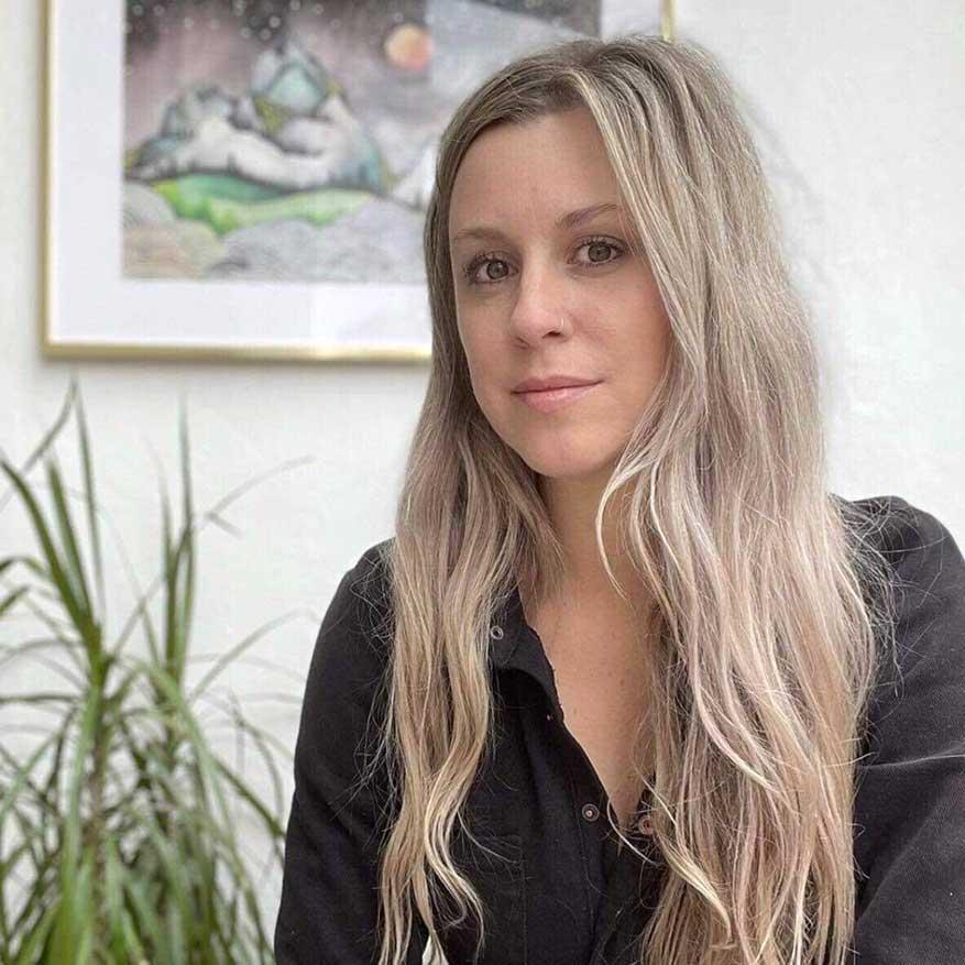 Melissa Cellucci, Designer, JH Design Studio